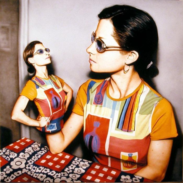 Hyperrealism Visual Arts: Victor Rodriguez – Acrylic Hyperrealism