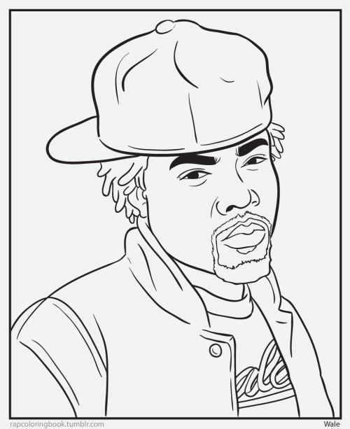 lmao. bun b's hip hop coloring book — the ill community