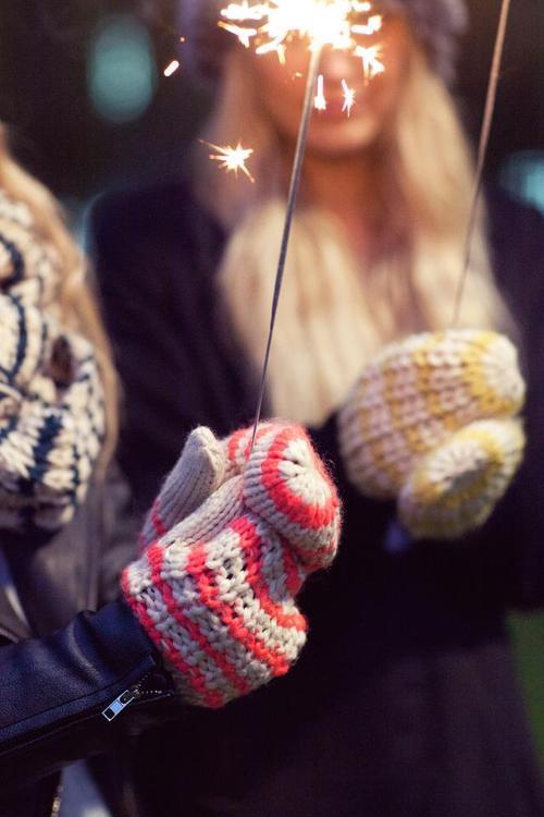 Invierno, Luces de navidad, Navidad