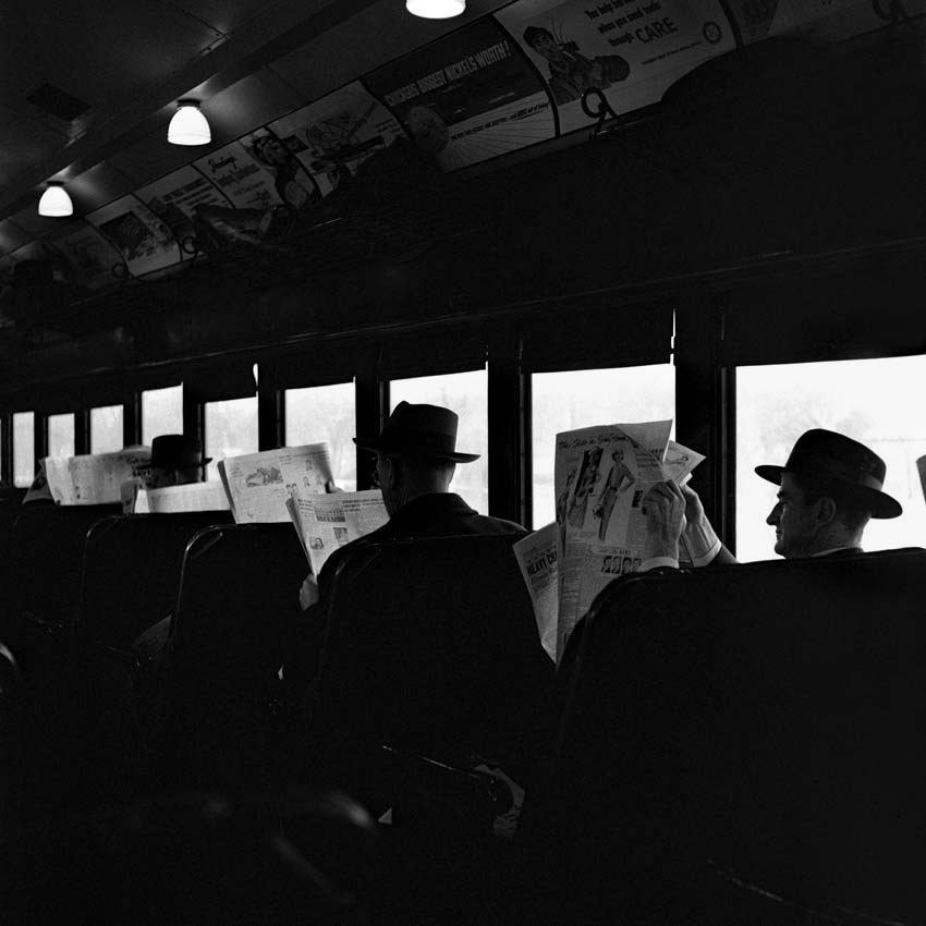 Image result for train vivian maier