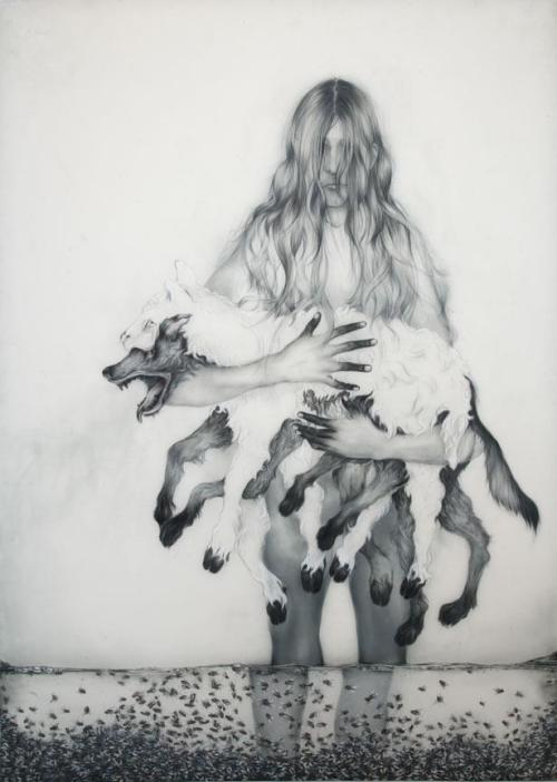 Artist Anthony Goicolea | Posted by devidsketchbook.com