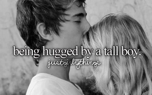Just Girly Things Kissing