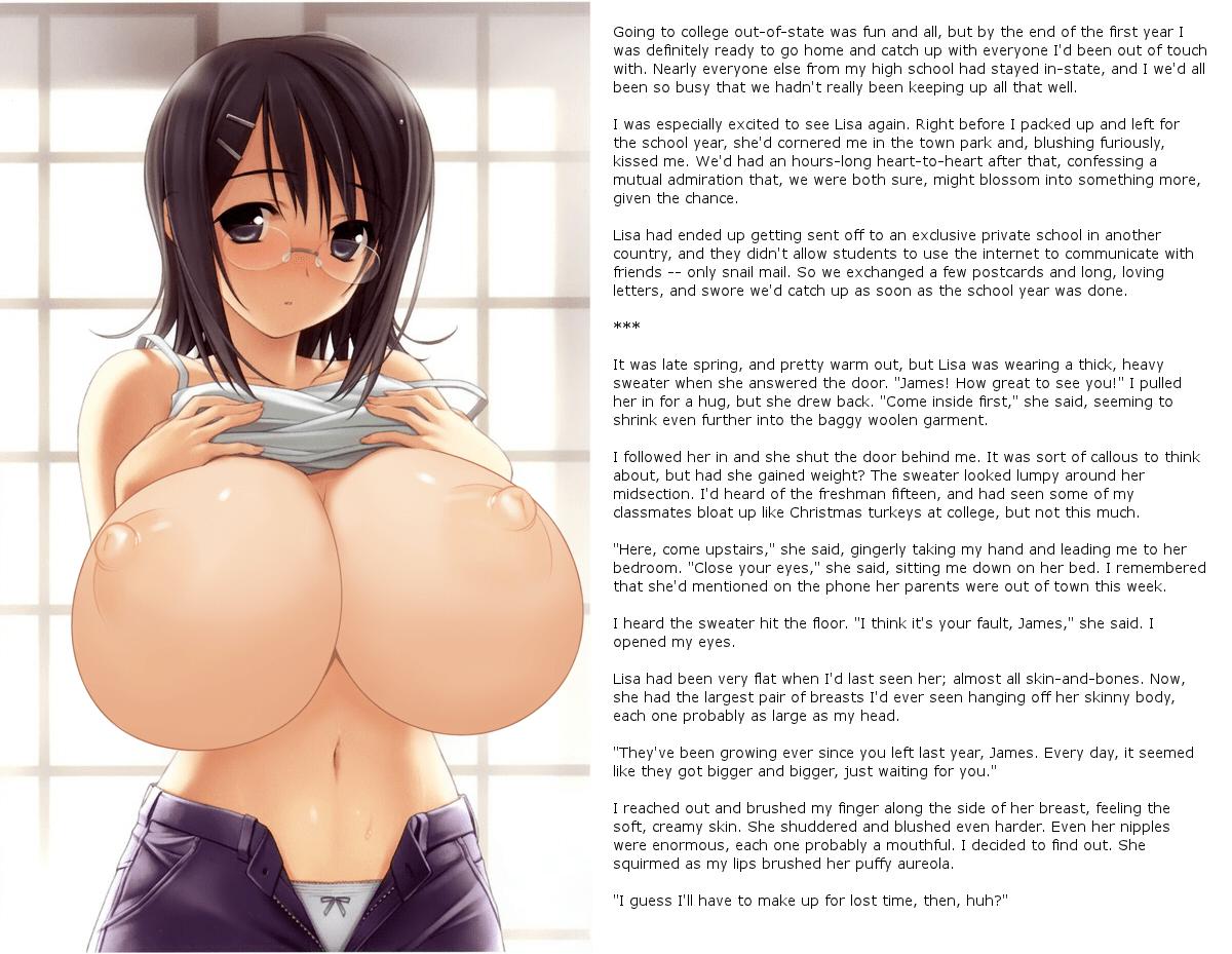 hentai milk tg