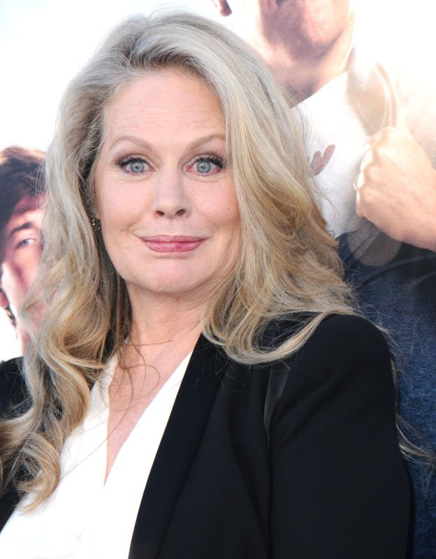WESTWOOD, CA - JULY 27: Actress Beverly D'Angelo arrives at the Premiere Of Warner Bros. 'Vacation' at Regency Village Theatre on July 27, 2015 in Westwood, California. (Photo by Barry King/Getty Images)