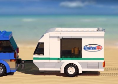 United RV: Lego RV Promotion