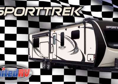 United RV: Race Month Promotion