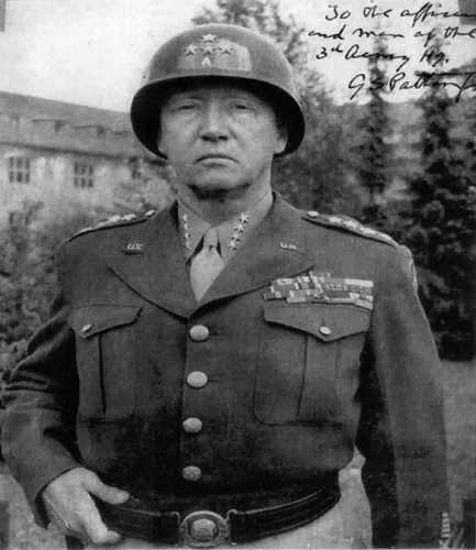 612. George S. Patton jr., To The Officers And Men of The 3rd Army HQ