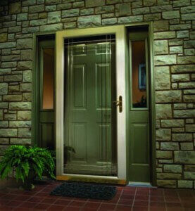your buying guide for storm doors aht