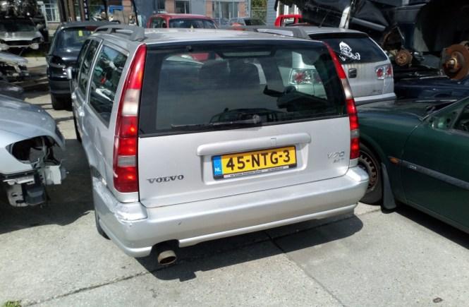 Volvo V70 Classic 20 Turbo Voor Onderdelen 247 Auto