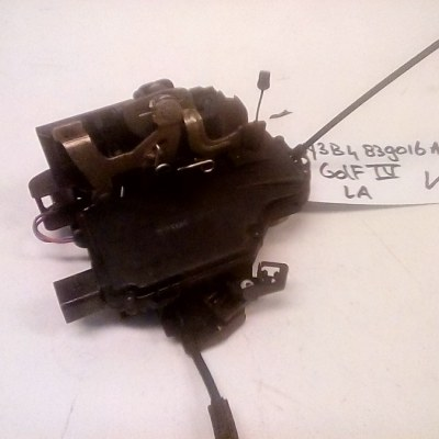 Y3B4 839016 A Slot Mechanisme Links Achter Volkswagen Golf 4 5 Deurs