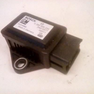 0 265 005 255 ESP Sensor Control Unit Opel Astra G Zafira A Meriva A