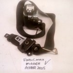 601597800 Veiligheidsgordel Midden Achter Ford C Max (2005)