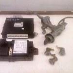 82600-97405/89560-97429 ECU Slotenset Daihatsu Sirion 1.0 Twin Cam (2001)