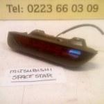 0996400 211299 Derde Remlicht Mitsubishi Space Star 1999/2002