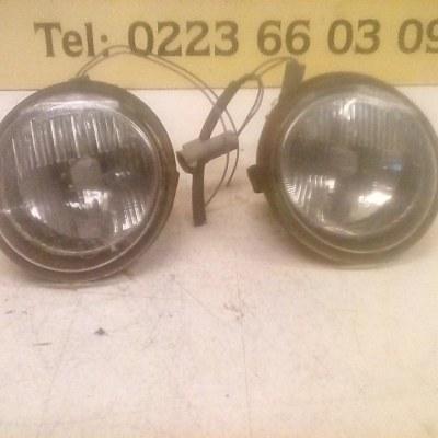 7700838256/7700838255 Mistlamp Links En Rechts Renault Twingo 1.2 (1999/2003)