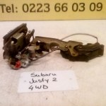 Deurslot Mechanisme Links Achter Subaru Justy 2 1997/2002