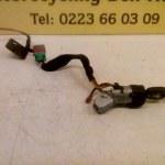 36.353.100 Contactslot Peugeot 307 2.0 HDI 2004 Met 1 Sleutel