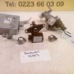 33920-080GA/020508 /33970-80G0 ECU Startset Met Alle Sloten Suzuki Ignis 1.3 16V 2000/2003