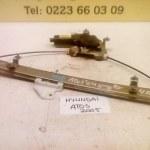 82402-05520 Raammechanisme Electrisch Rechts Voor Hyundai Atos 2005