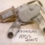 98700-05500 Achter Ruitenwissermotor Hyundai Atos 2005