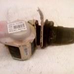 89810-1C210BJ Veiligheidsgordel Links Achter Hyundai Getz 2003/2007 Kleur Zwart