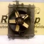 Gebruikte Koelradiateur Nissan Micra K11 1.3 Automaat 1999