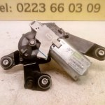 9631473680 02 Achter ruitenwissermotor Citroen Xsara Picasso 1.8 16V 2002