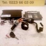 96 424 094 80 / 9646559880 /96 340 518 80 ECU Startset Citroen Xsara Picasso 1.8 16V 2002