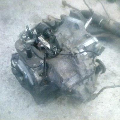 001 321 107 JPJC7 Versnellingsbak Automaat Volkswagen Polo 6N2/Seat Arosa 1.4 APQ 157000 Km