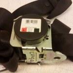 607707700D Veiligheidsgordel Links Voor Opel Corsa D 2008