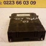 9636760580 BSI Zekeringkast Peugeot 307 1.6 16V 2002