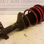 Veerpoot Links Voor Rover 214 MG ZR 1.4 16V 2001