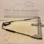 9637139480 Raammechanisme Links Voor Peugeot 307 3 Deurs 2001/2005