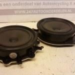 8E0 035 411 Deurspeaker Links En Rechts Voor Audi A4 B6 2001-2004