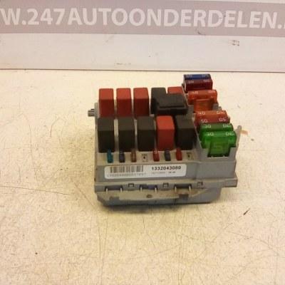 1332043080 Zekeringkast Fiat Ducato Facelift 1.9 JTD Turbo Diesel 2002