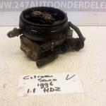 Gasklephuis Citroen Saxo 1.1 HDZ 1996