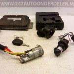 8200029342 B -8200059086-8200029660 ECU Startset Renault Scenic 1 1.6 16V K4M 2001 (007)