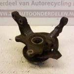 9 156 141 Fusee Wielnaaf Rechts Voor Opel Corsa C 1.2 16V