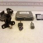 16227049 24418927 ECU Startset Met Sloten Opel Astra G X16SZR (18)