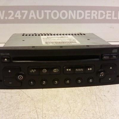 96 552 632 XT Radio CD Speler Citroen C2 2003-2008