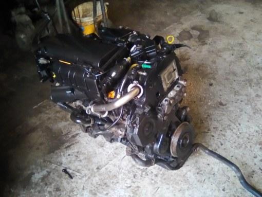 8HX Gebruikte Motor Citroen C2 1.4 HDI 2005