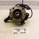 Fusee Wielnaaf Rechts Voor Citroen C2 Met ABS 2004-2008