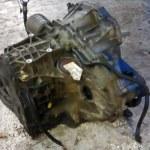 3AX81VA Gebruikte Versnellingsbak Automaat Nissan Micra K12 CR14 (167000) KM