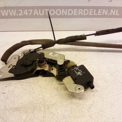 9186889 Deurslot mechaniek Rechts Achter Opel Combo C 2006 Met CV