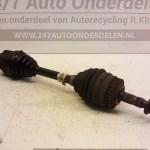 Aandrijfas Links Voor Opel Combo Z13DTJ Met ABS