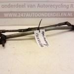 13111211 LHD Ruitenwissermechanisme Opel Astra H