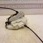 Deurslot mechaniek Links Citroen C2 2004-2008 5 Polig