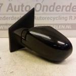 02 09267 Spiegel Links Renault Twingo Elektrisch kleur Zwart CN04 2011-2013