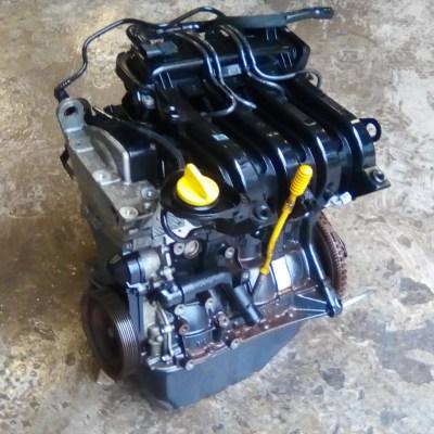 D4F J772 Motor Renault Twingo 2 1.2 16V 2011 67000 KM