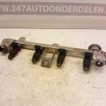Injectorrail met Injectors Hyundai i10 G4HG 2011-2013